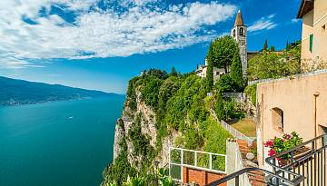 Tremosine ☀️ Lake Garda