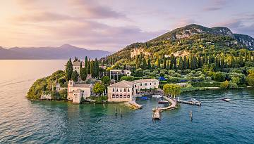 Punta San Vigilio ❤️ the Portofino of Lake Garda