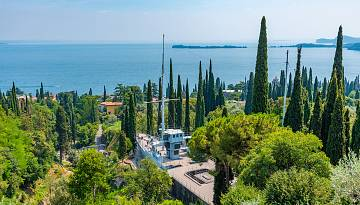 Gardone Riviera ☀️ Lake Garda