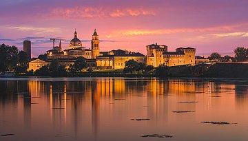 Mantua, die Kunststadt der Gonzagas