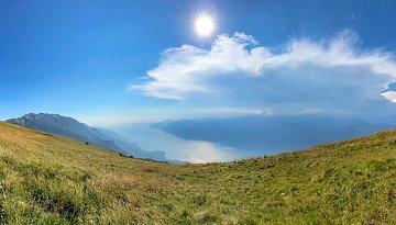 Monte Baldo, der ''Garten Europas''