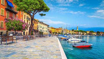 Toscolano Maderno ☀️ Lake Garda