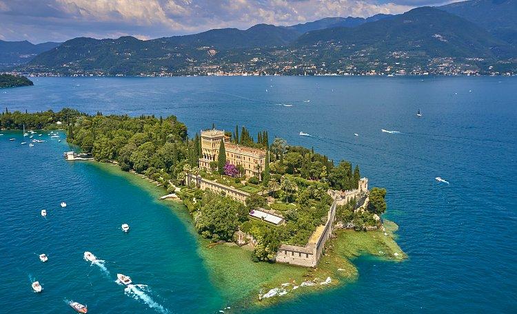 Isola del Garda ☀️ Lake Garda -