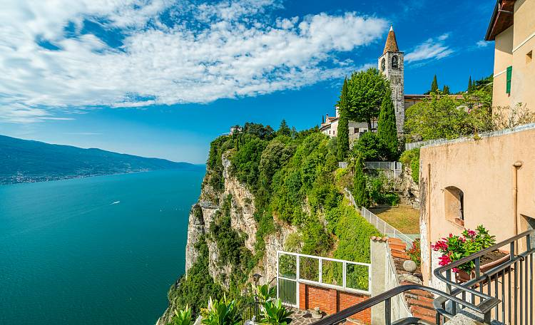Tremosine ☀️ Lake Garda - What to see in Tremosine