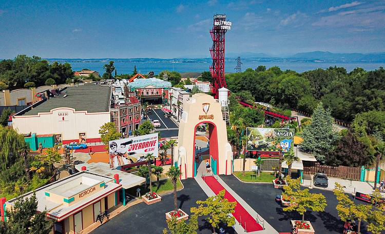 Movieland, the Hollywood Park sul Lago di Garda -
