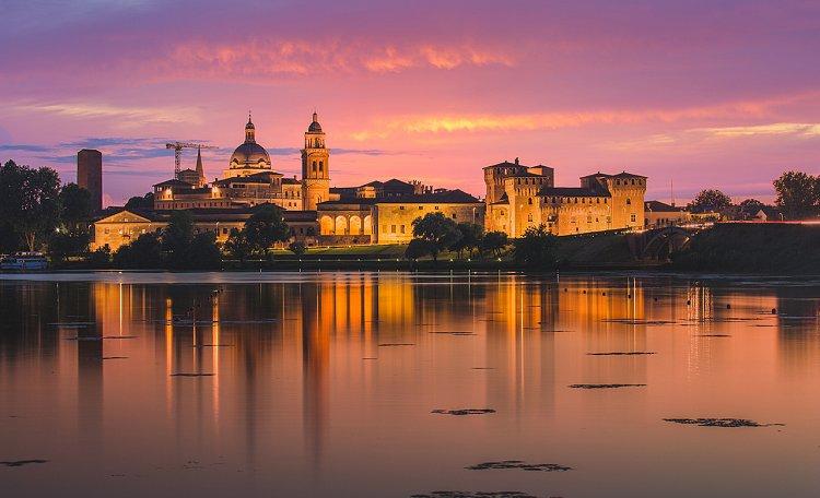 Mantova, la città d'Arte dei Gonzaga -