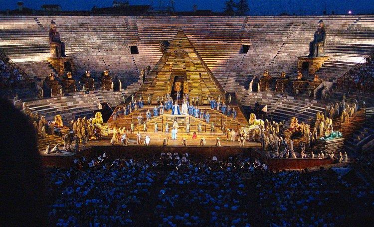 Arena Opera Festival in Verona ☀️ Summer 2021 - Download the Complete Program 2021!