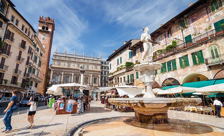 Piazza delle Erbe -