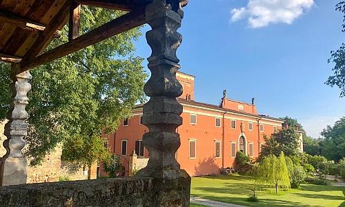 Palazzo di Monte Oliveto - Monzambano (Mantova)