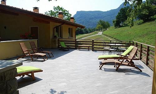 Agriturismo San Lorenzo di Persegno - Toscolano-Maderno (Brescia)