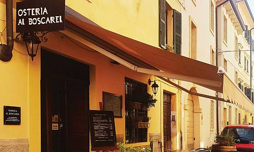 Osteria al Boscarel - Verona (Verona)