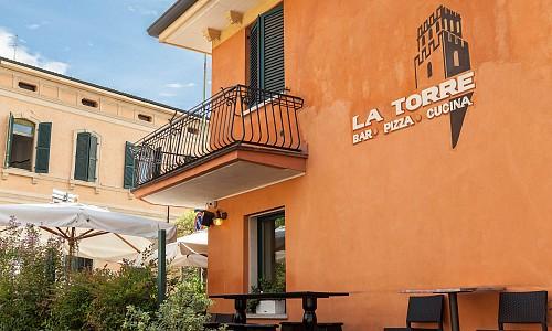 Ristorante Pizzeria Bar La Torre - Valeggio sul Mincio (Verona)