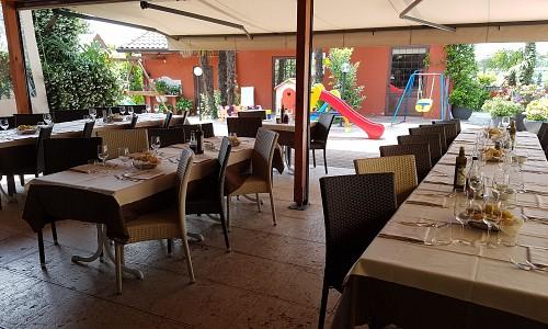 Ristorante Cornè alle Palme - Pastrengo (Verona)