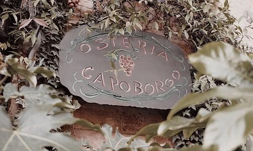 Osteria Capoborgo - Gavardo (Brescia)