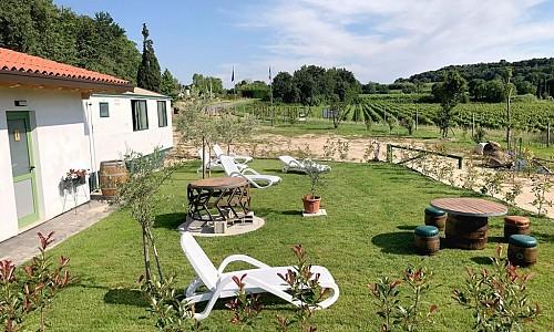 Agricampeggio Maiella del Garda - Valeggio sul Mincio (Verona)