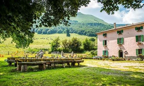 Agriturismo Malga Ime - Ferrara di Monte Baldo (Verona)