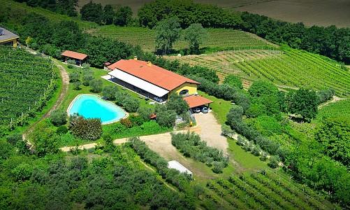 Agriturismo Monte Vento - Valeggio sul Mincio (Verona)