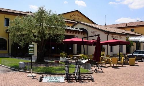 Agriturismo Tenuta San Leone - Valeggio sul Mincio (Verona)