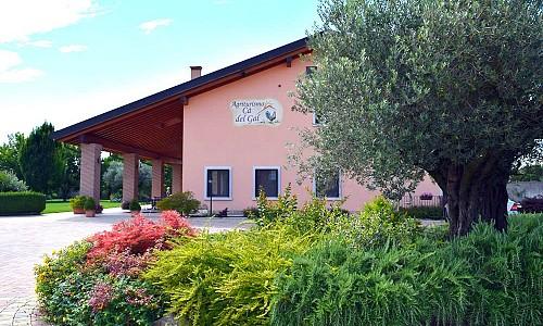 Agriturismo Cà del Gal - Valeggio sul Mincio (Verona)
