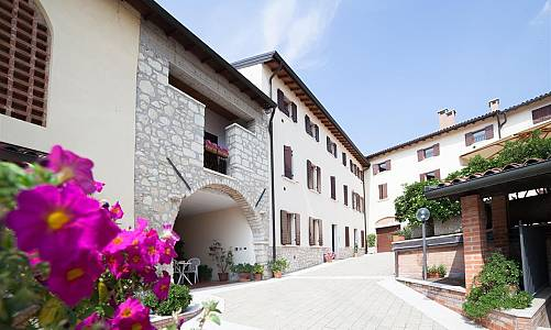 Agriturismo Corte Merlini - Negrar di Valpolicella (Verona)